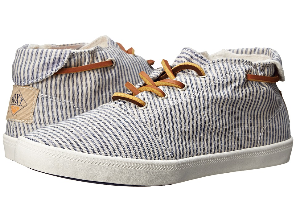 Roxy - Encinitas (Blue Surf) Women's Lace up casual Shoes
