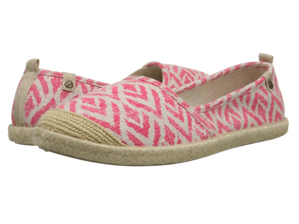 Roxy - Flamenco (Hot Pink) Women's Sandals