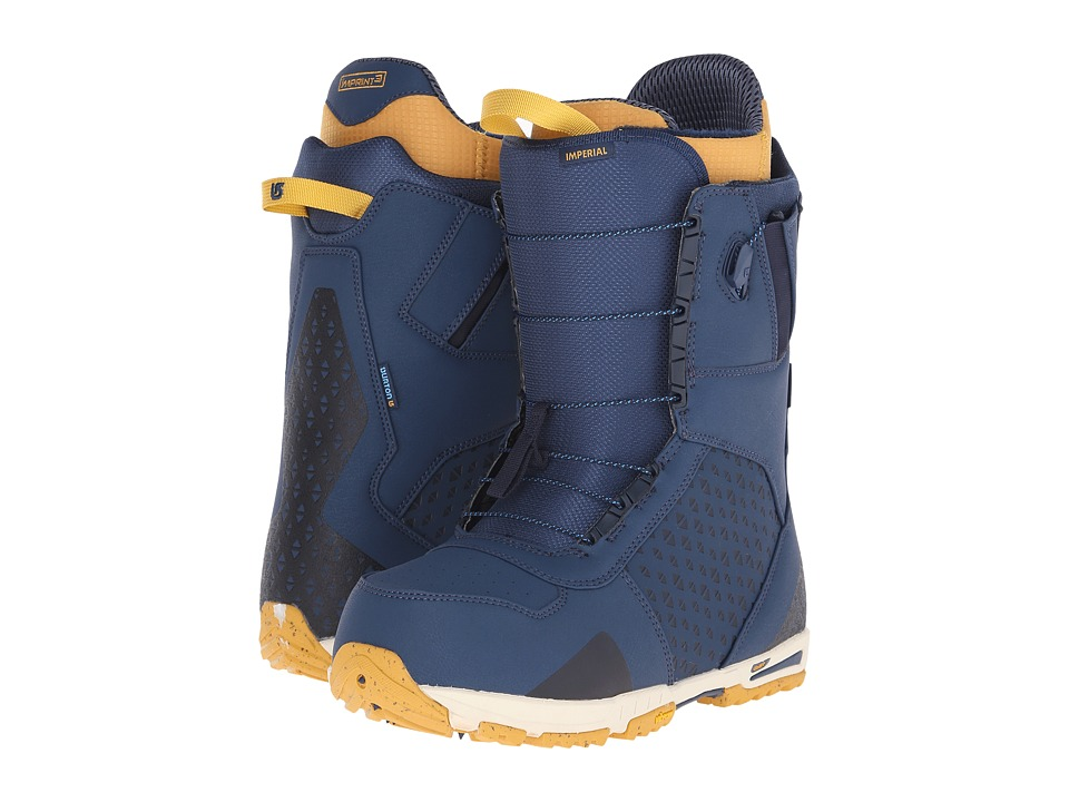 Burton - Imperial EST '16 (Blue Gold) Men's Cold Weather Boots