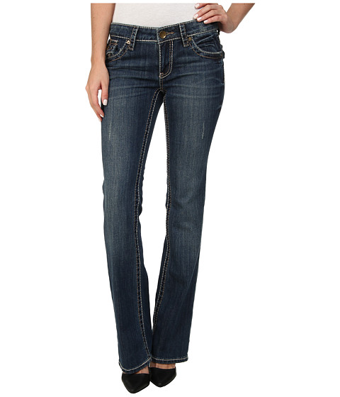 KUT from the Kloth - Kate Low Rise Bootcut in Effect (Effect) Women