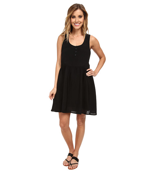 Amuse Society - Blair Dress (Black) Women's Dress