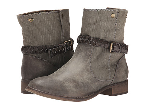 Roxy - Skye (Brown) Women's Pull-on Boots
