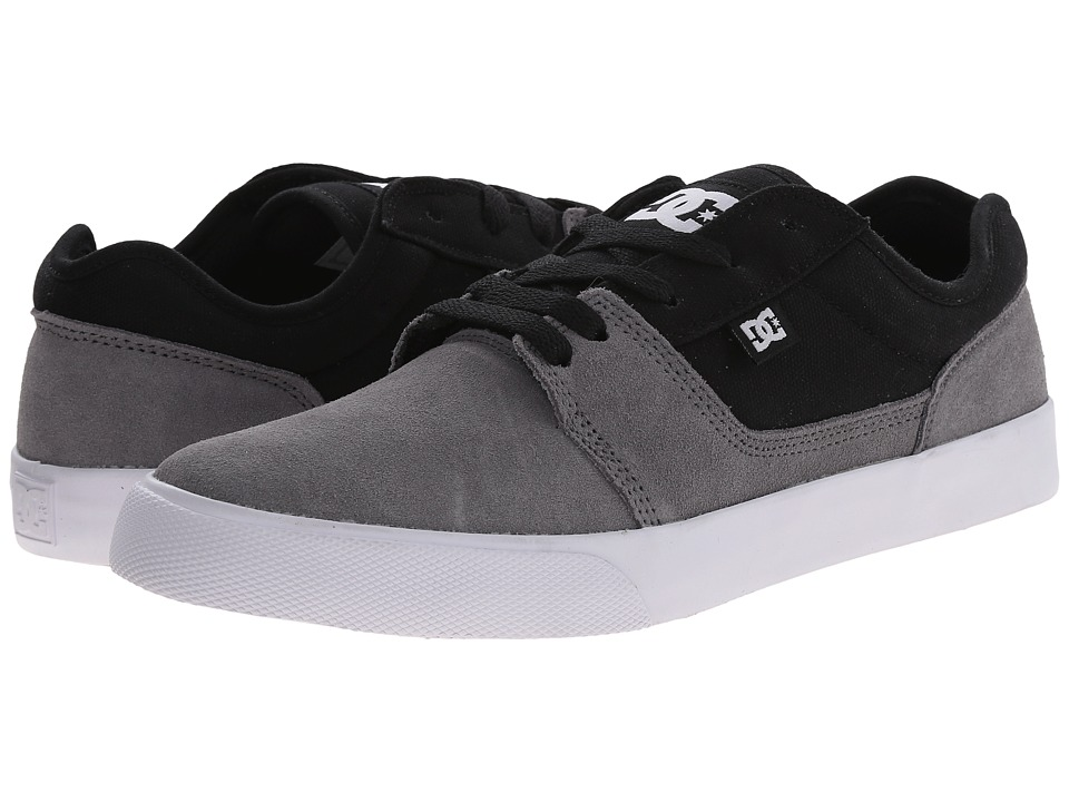 DC - Tonik (Grey/Grey/Grey) Men's Skate Shoes