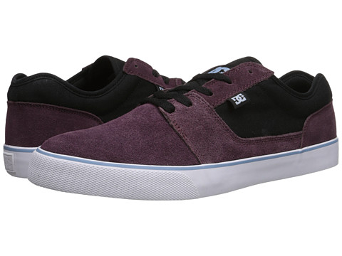 DC - Tonik (Wine) Men's Skate Shoes