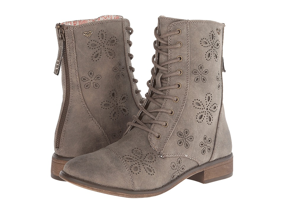 Roxy - Field (Brown) Women's Lace-up Boots