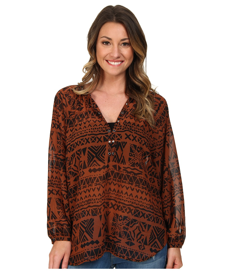 Amuse Society - Piper Woven (Heanna) Women's Clothing
