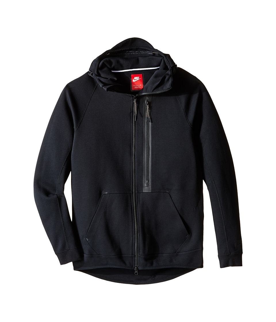 Nike - Tech Fleece Hero Full-Zip Jacket 1mm (Black/Black/Black/Black) Men's Sweatshirt