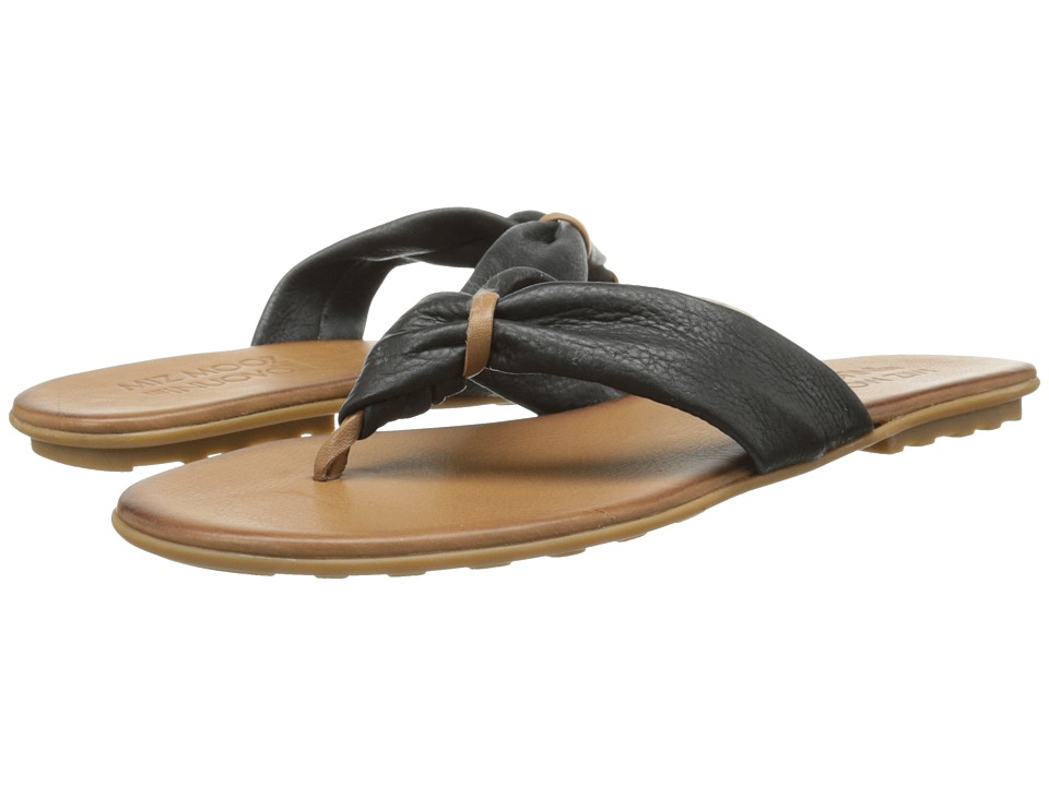 Miz Mooz - Lagoon (Black) Women's Sandals
