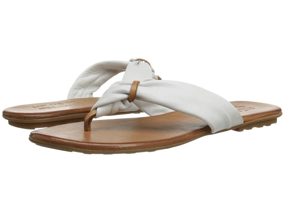 Miz Mooz - Lagoon (White) Women's Sandals