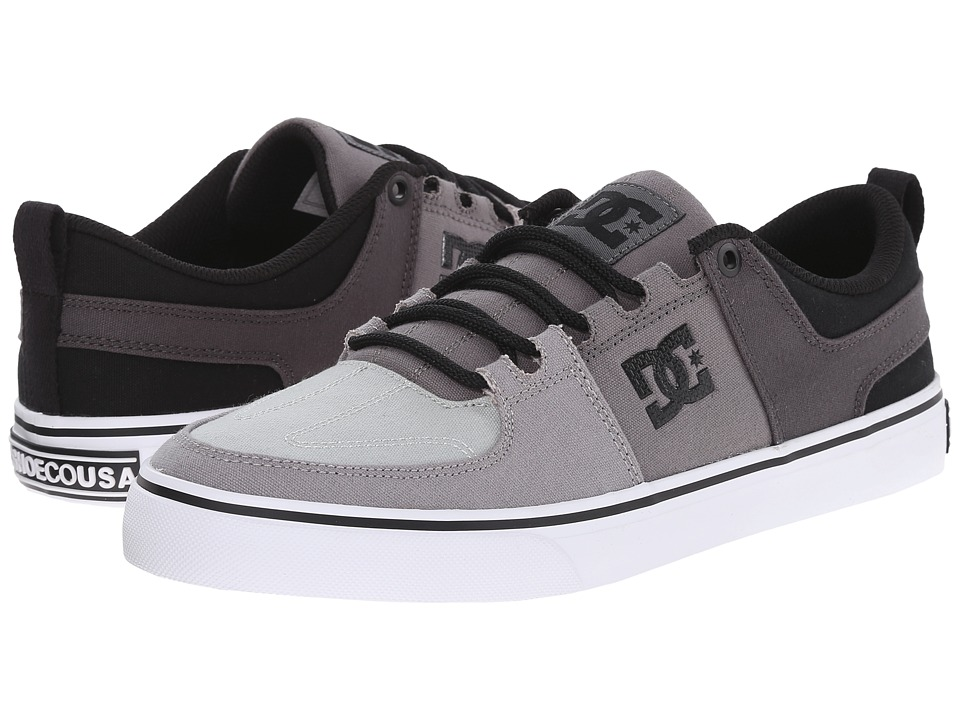 DC - Lynx Vulc TX (Grey) Skate Shoes