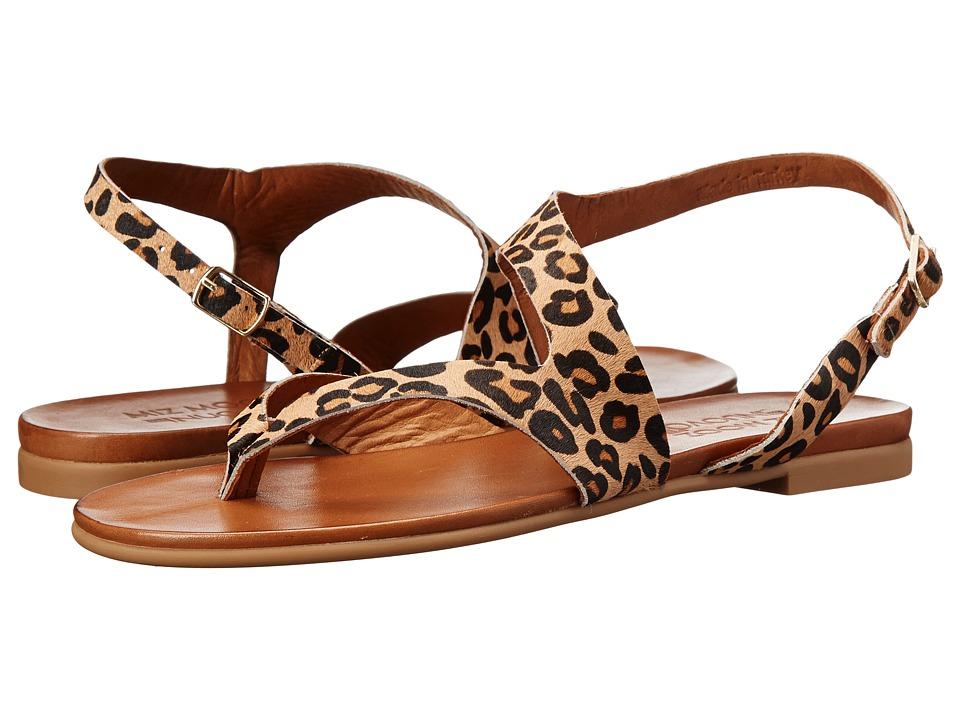 Miz Mooz - Rio (Leopard) Women's Sandals