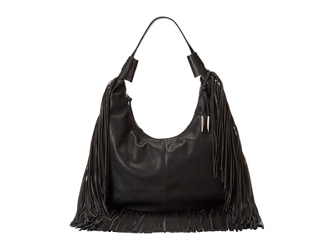 CARLOS by Carlos Santana - Francesca Hobo (Black) Hobo Handbags