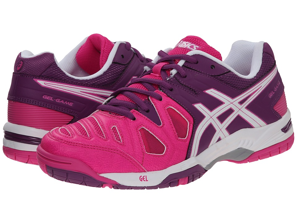 ASICS Gel-Game 5 (Pink Glow/White/Grape) Women