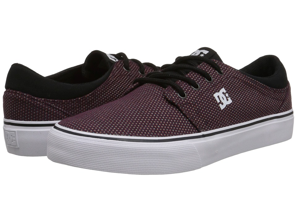 DC - Trase TX SE (Purple Wine) Skate Shoes