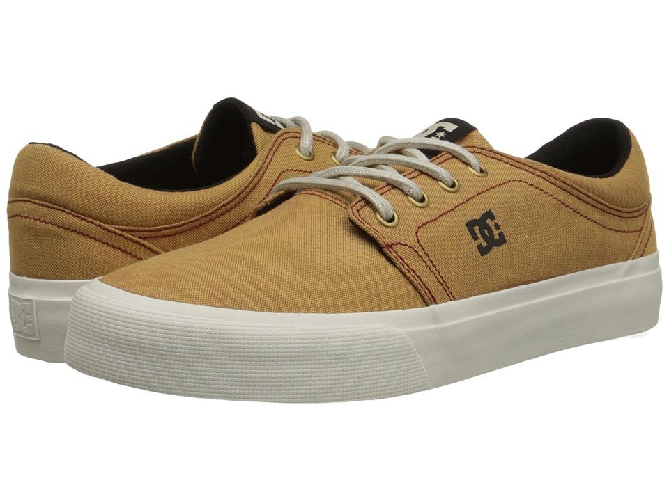 DC - Trase TX SE (Wheat) Skate Shoes