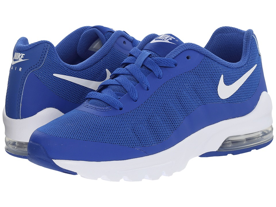 Nike Kids - Air Max Invigor (Big Kid) (Game Royal/White) Boys Shoes