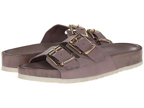Miz Mooz - Jamie (Grey) Women's Sandals