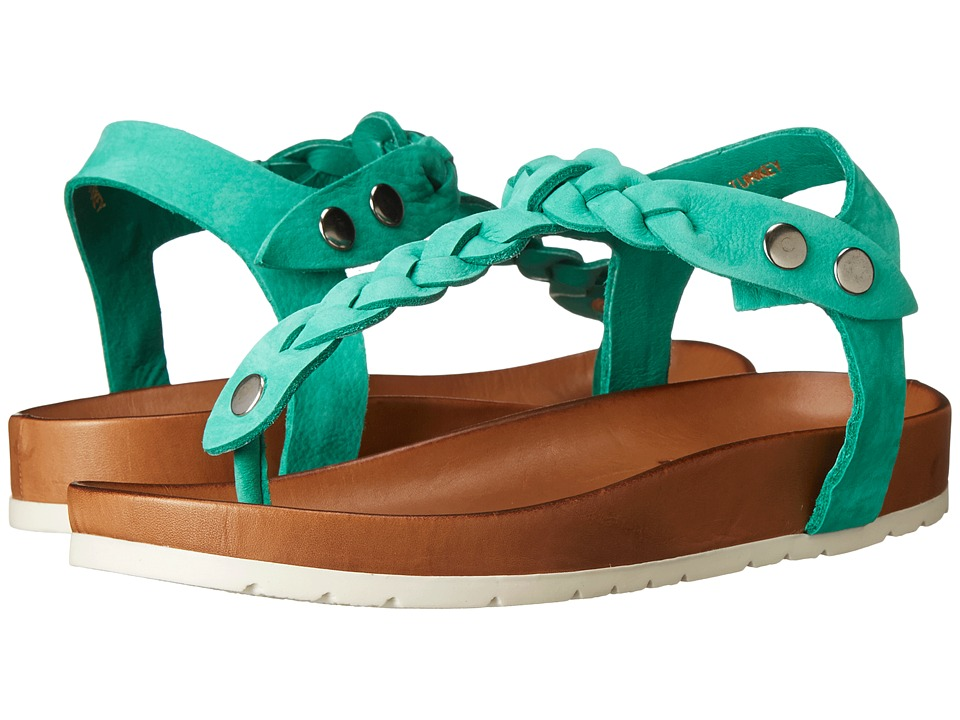 Miz Mooz - Jocelyn (Green) Women's Sandals
