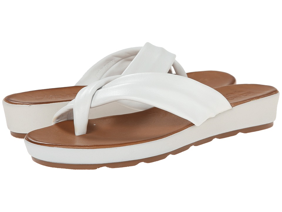 Miz Mooz - Kyla (White) Women's Sandals