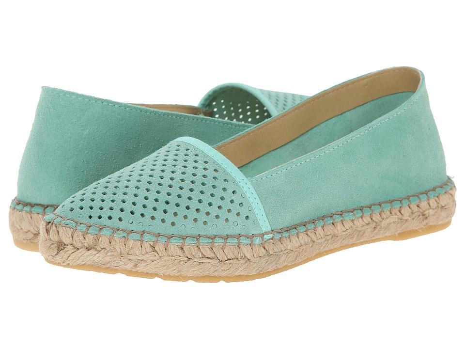 Miz Mooz - Angela (Mint) Women's Sandals