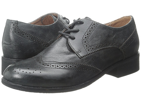 Miz Mooz - Brigitta (Taupe) Women's Dress Flat Shoes