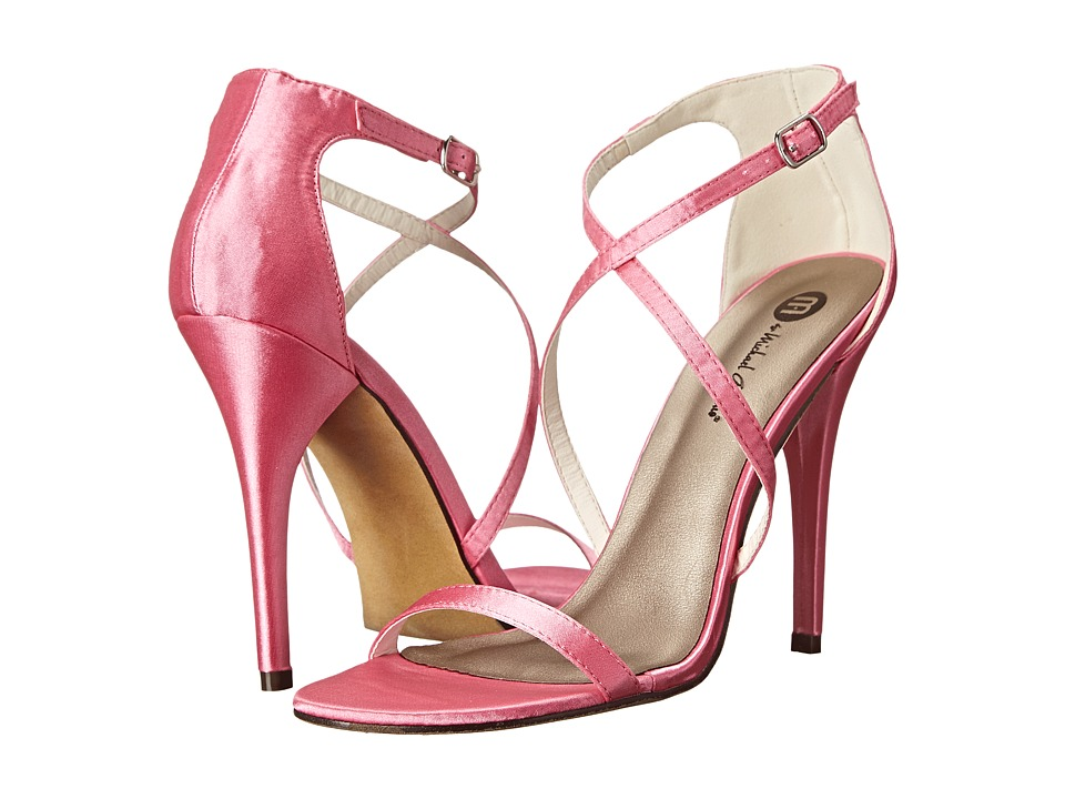Michael Antonio - Janette-Sat (Pink Satin) Women