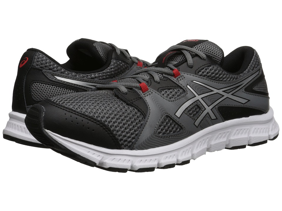 ASICS - GEL-Unifire TR 2 (Charcoal/Silver/Black) Men's Cross Training Shoes