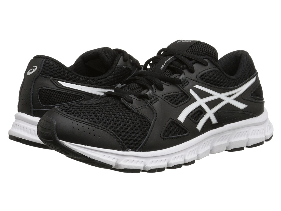ASICS - GEL-Unifire TR 2 (Black/White/Silver) Men's Cross Training Shoes