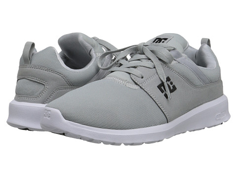 DC - Heathrow (Light Grey) Skate Shoes