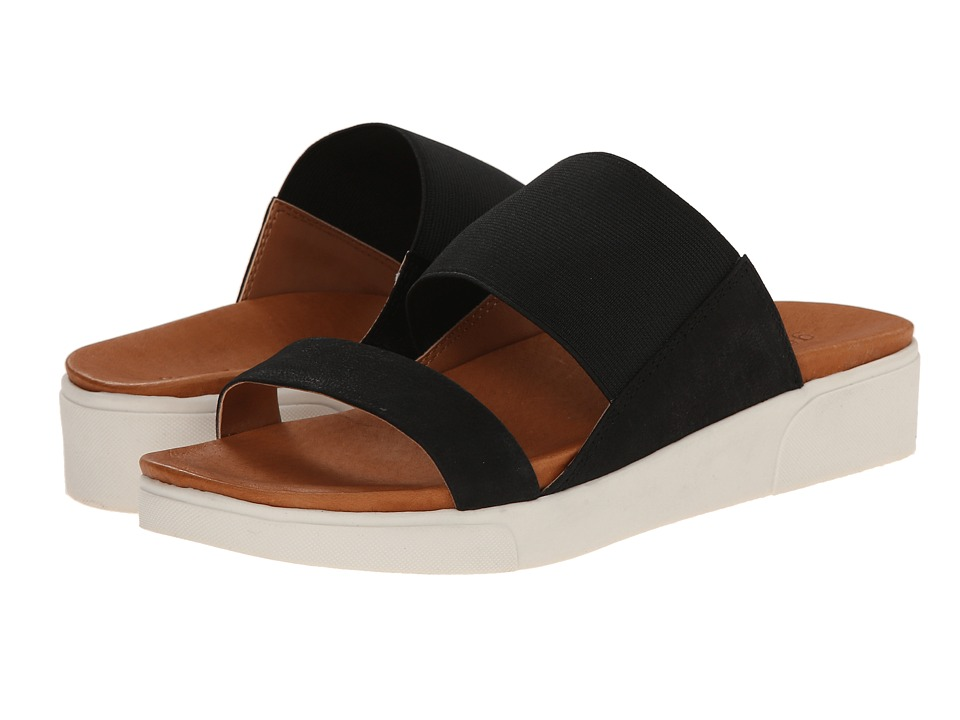 Gentle Souls - Layton (Black) Women's Sandals