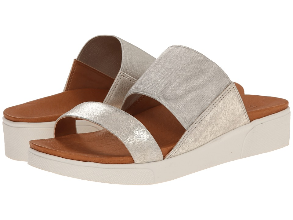 Gentle Souls - Layton (Ice) Women's Sandals