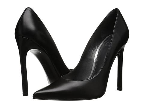 Stuart Weitzman - Queen (Black Nappa) High Heels