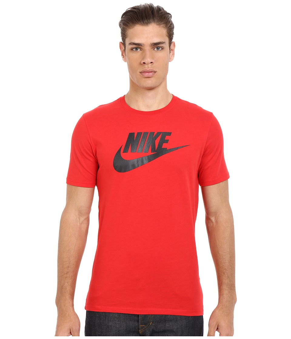 Nike - Futura Icon S/S Tee (University Red/Black) Men's T Shirt