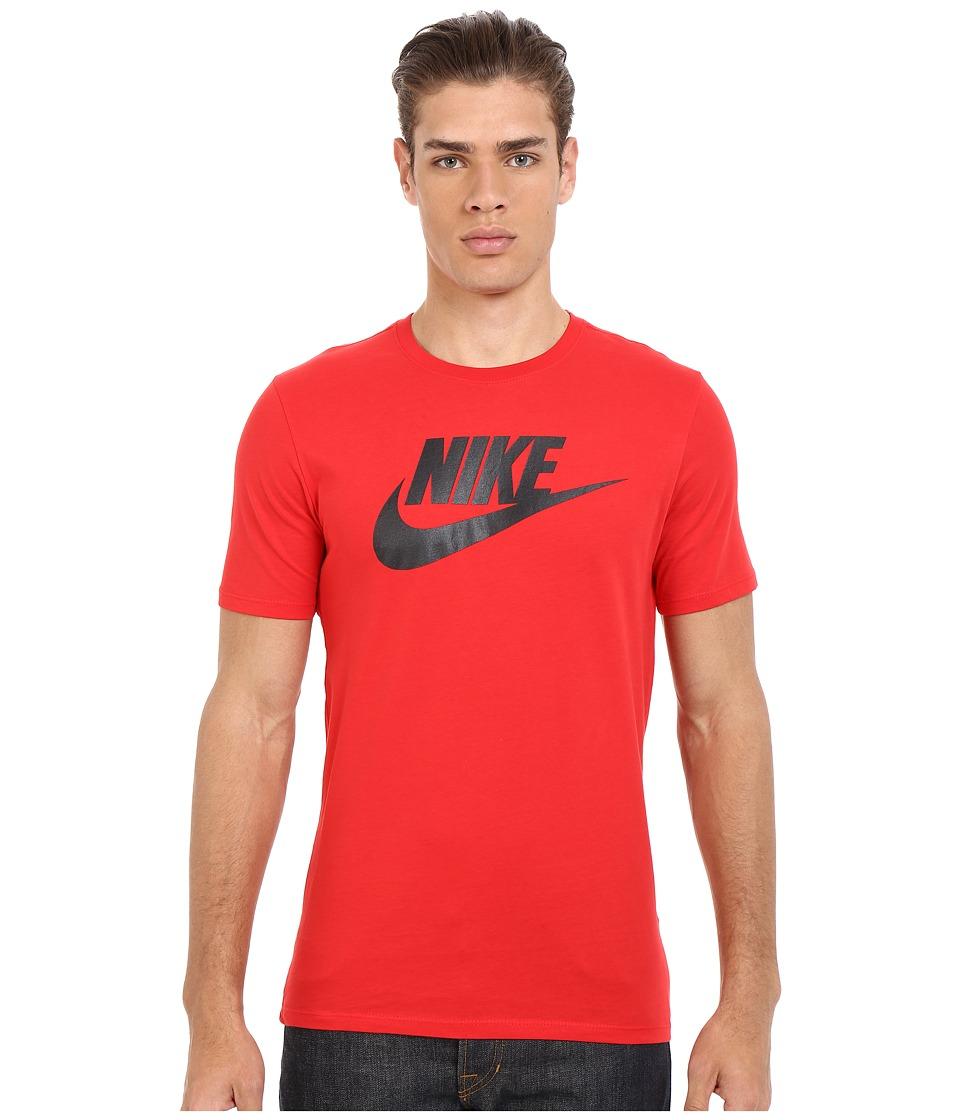0146bbc6693f UPC 823233885653 product image for Nike - Futura Icon S S Tee (University  Red ...