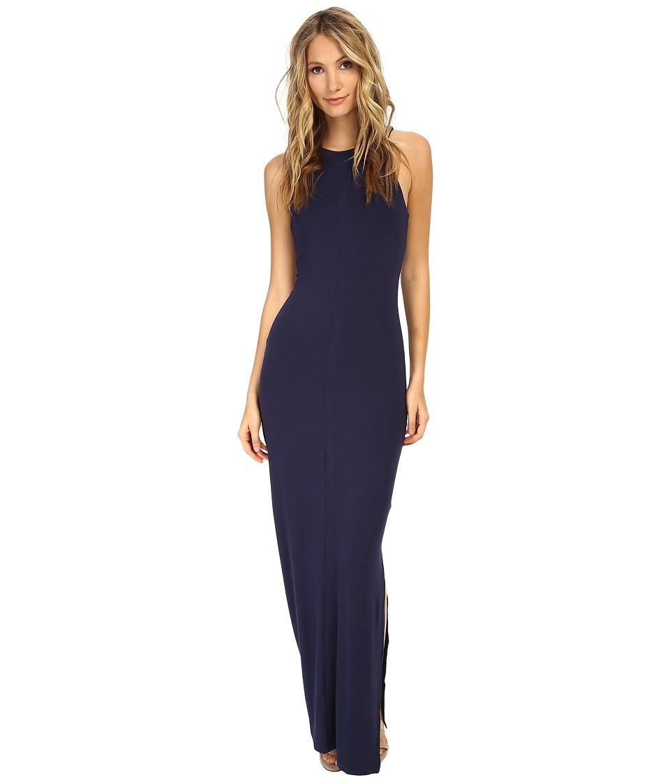 Tart - Jeana Maxi (Peacoat) Women's Dress