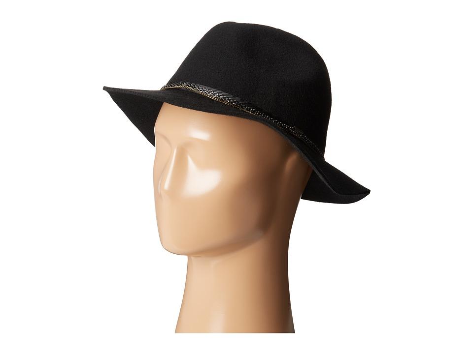 Volcom - Jetsetter Brim Hat (Black) Caps