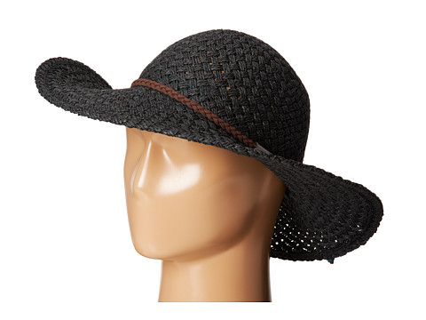 Volcom - Head Trip Floppy Hat (Black) Caps