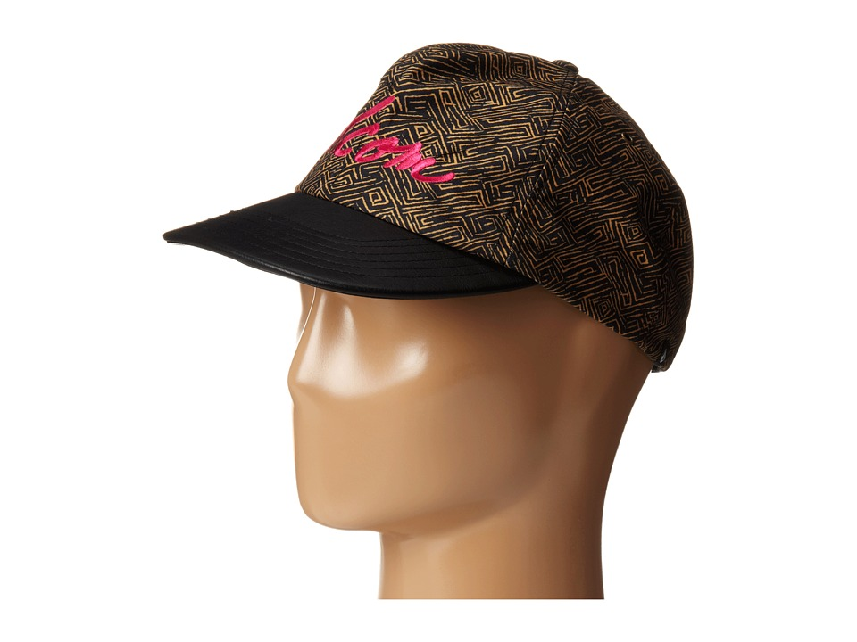 Volcom - Far City Hat (Black) Caps