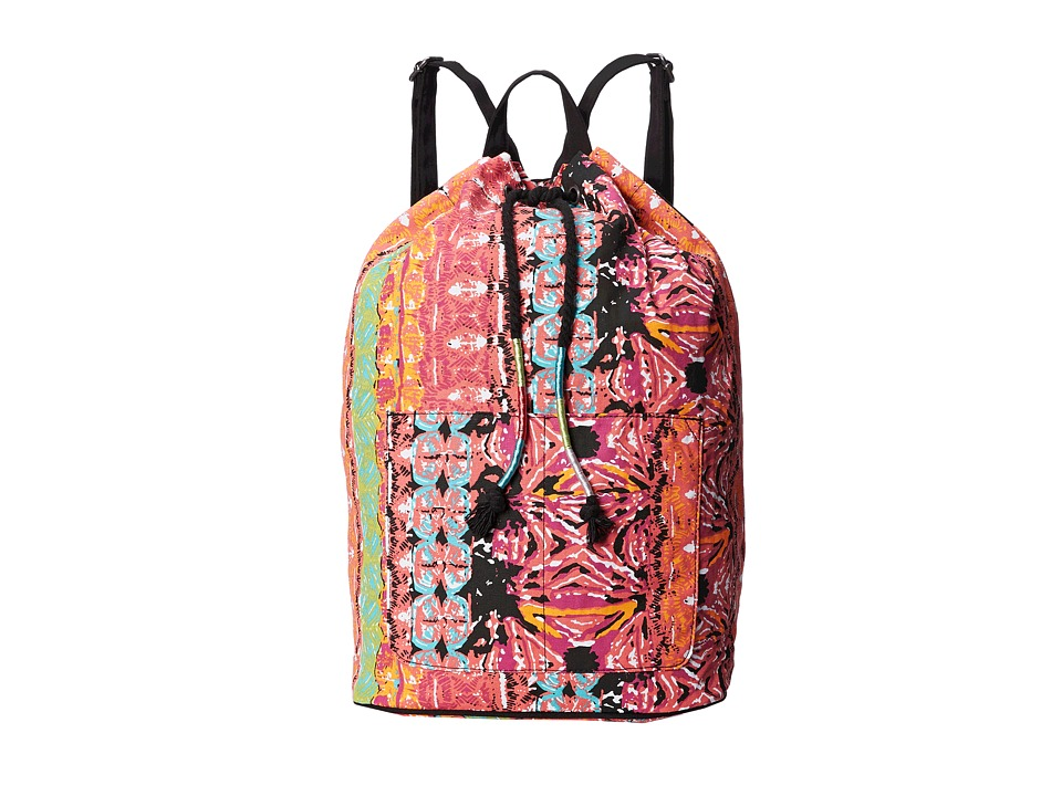 Volcom - Jamon Jamon Backpack (Electric Coral) Backpack Bags