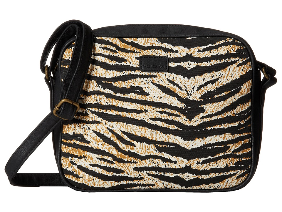 Volcom - Sweet Revenge Crossbody (Spice Gold) Cross Body Handbags