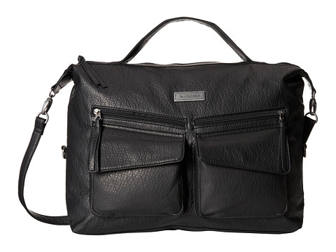 Volcom - Simple Life Holdall (Black) Handbags