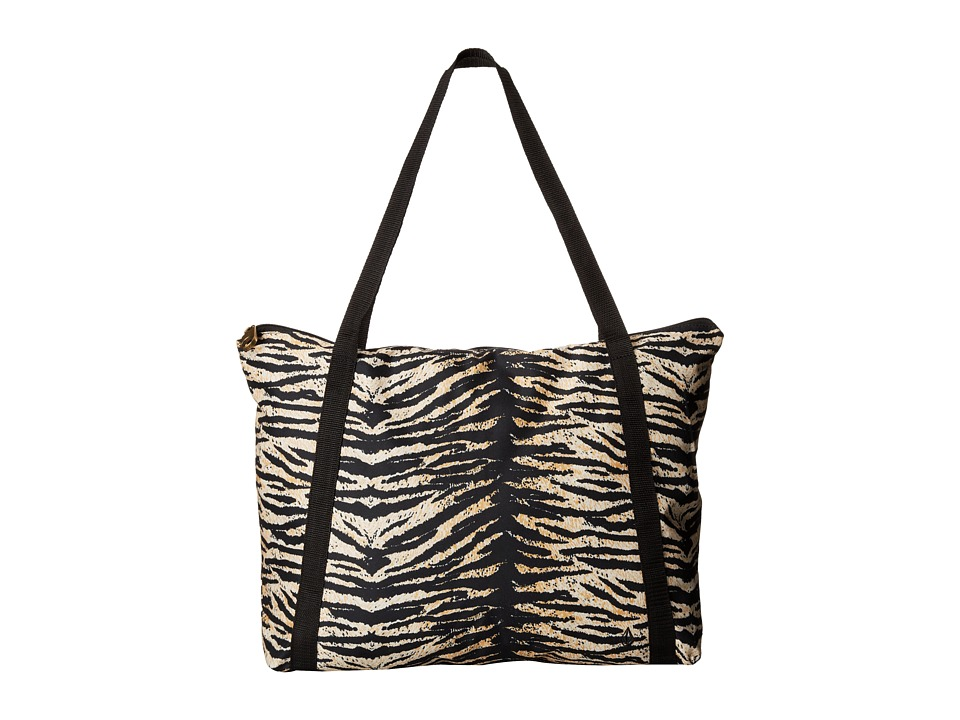 Volcom - Poolside Party Tote (Black) Tote Handbags