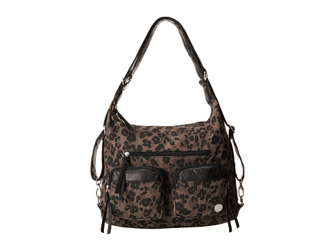 Volcom - Outta Town Combo (Black) Handbags