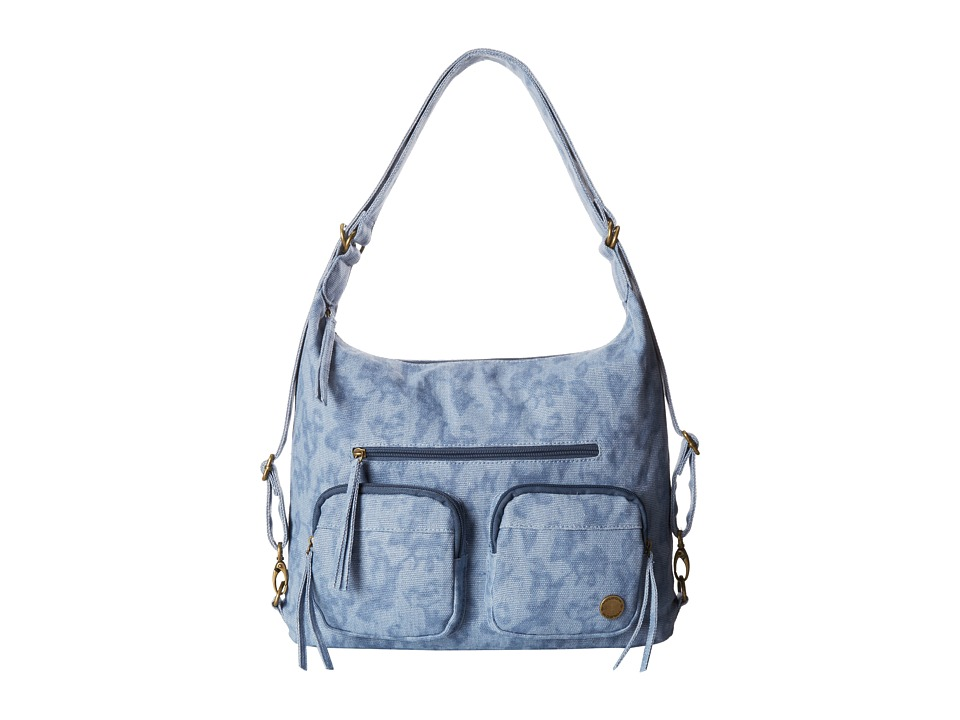Volcom - Outta Town Combo (Sandy Indigo) Handbags
