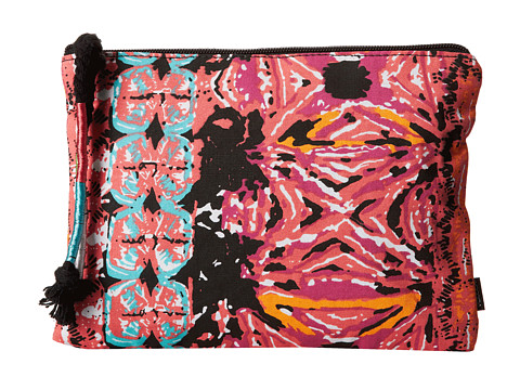 Volcom - Jamon Jamon Pouch (Electric Coral) Travel Pouch