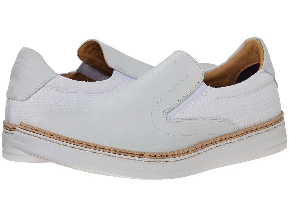 Robert Graham - Hanover 5 (White) Men's Shoes