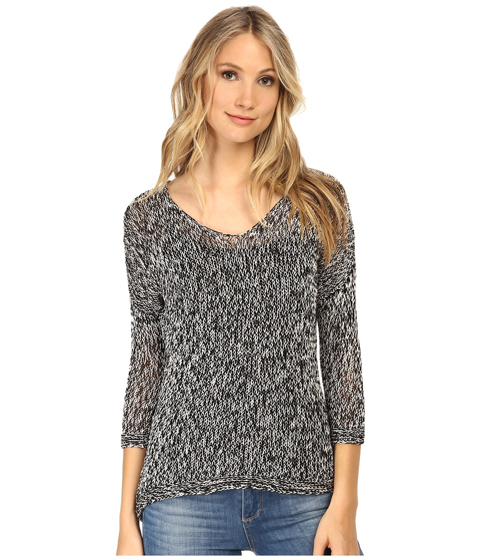 Tart - Posey Sweater (Black/White) Women's Sweater