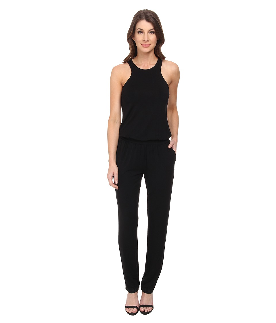 Tart - Fey Jumper (Black) Women's Jumpsuit & Rompers One Piece