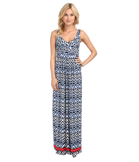 Tart - Tonia Maxi (Africa Stripe) Women's Dress