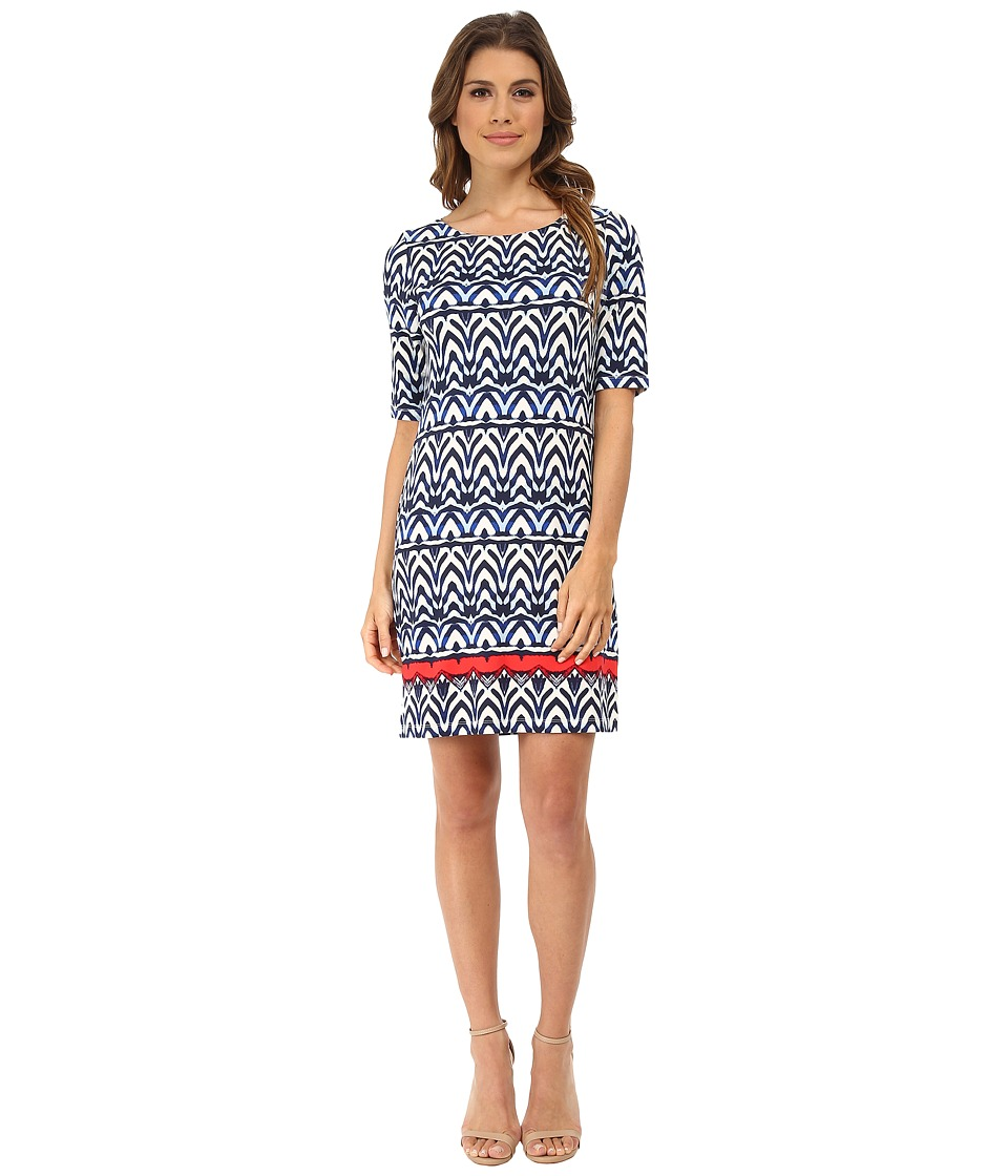 Tart - Amelina Dress (Africa Stripe) Women's Dress